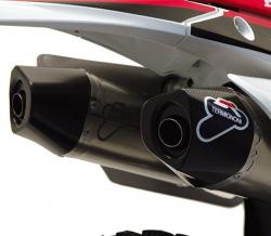 Termignoni Relevance C racing exhaust silencers - Honda CRF250R 2015-16