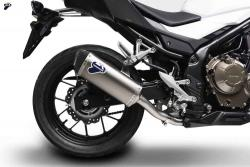 "Termignoni ""Force"" Silencer - Honda CB500 F 2016-17"