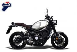 "Termignoni Full System ""Black Edition"" Relevance Carbon Silencer Yamaha XSR900 2016-17"