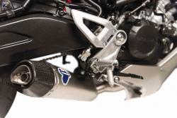 "Termignoni Full System with  ""Force"" Silencer - Honda CB125 F 2018-19"