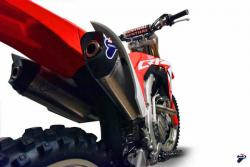 Termignoni Relevance C Full Race System - Honda CRF450 R / RX 2018-19
