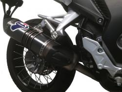 Termignoni Relevance Poppy Silencer HONDA VFR1200X Crosstourer 2013-18