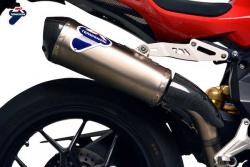 Termignoni Relevance High Level Titanium Silencer - MV AGUSTA F3 675 / 800 2012-17
