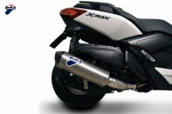 Termignoni Relevance Silencer - YAMAHA X-Max 400 2012-17
