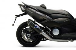 Termignoni Road System Relevance Carbon Silencer - Yamaha T-Max 530 2012-16