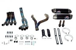 Termignoni SBC Full Exhaust System & Carbon Silencers -  Yamaha YZF1000 R1 2009-14
