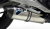 Termignoni Stainless Oval Road Legal KAWASAKI VERSYS 650 2006-14
