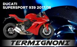Termignoni T800 UpMap - Ducati Supersport / S 2017 - 2019