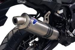 Termignoni Titanium  Sleeve  Relevance Silencer Honda Africa Twin CRF1000L  2016-17