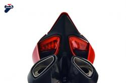 Termignoni db killers (D170 Underseat Silencers) -  Ducati Panigale V2 2020
