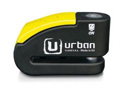 Urban Security - DISC LOCK+ALARM+WARNING URBAN 999