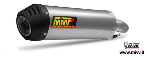 MiVV Oval Carbon Cap Titanium DUCATI MONSTER 750 1993-98