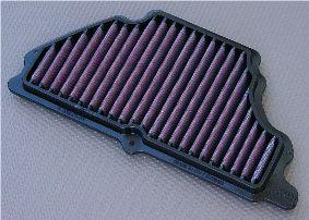 DNA PERFORMANCE AIR FILTER KAWASAKI ZX-6R 2007-08 - Reduced from £70.00