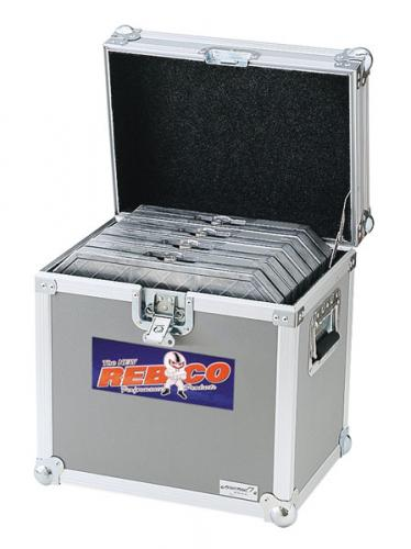 "Rebco Scale System Storage Case Suits all 15"" x 2 1/2"" Pads"