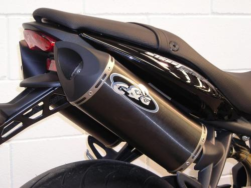 G&G Racing Stainless TRIUMPH Street Triple Ver 1 2007-12