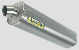Arrow High System Road Aluminium can Yamaha YZF-R1 2002-03