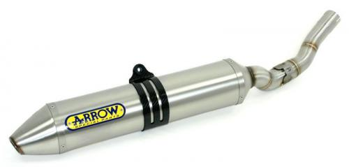 Arrow Thunder Titanium 94dB Race can HUSQVARNA TC510 2008