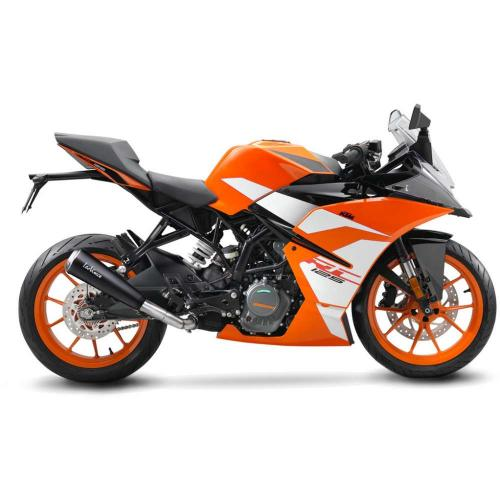 Leovince GP One Silencer KTM RC 390 - 2017