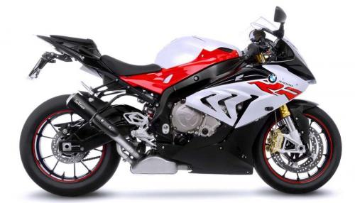 Leovince Lv10 Black Race Silencer Bmw S1000rr