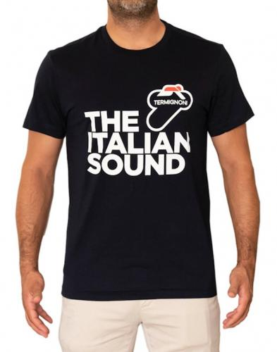 "Termignoni ""Italian Sound"" Dark Blue T-Shirt"