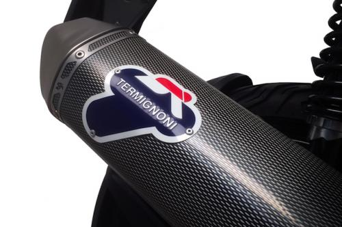Termignoni Relevance Slip-on Silencer - HONDA CB500 F/X 2013-15