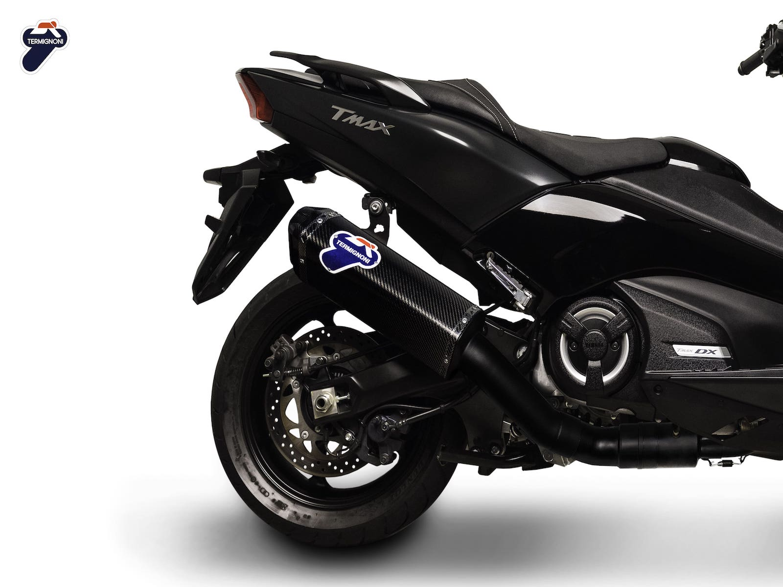 Termignoni total black edition complete exhaust system for Yamaha exhaust systems