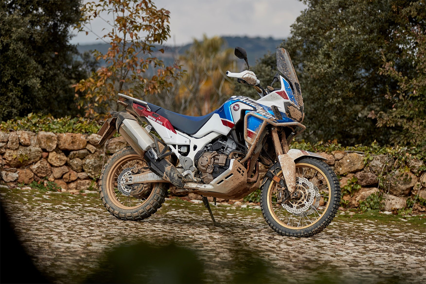 Current Honda Africa Twin