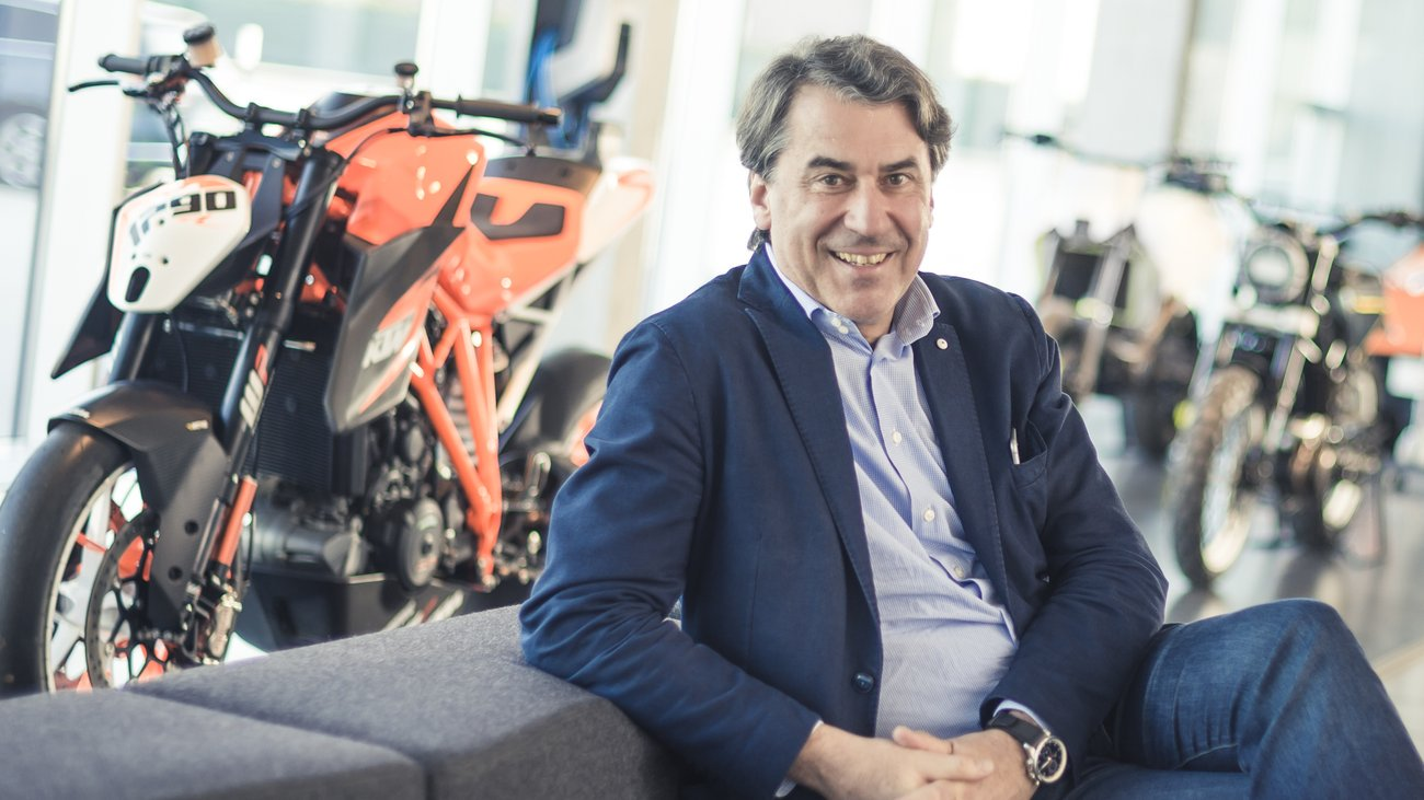 It's Official : KTM wants to buy Ducati