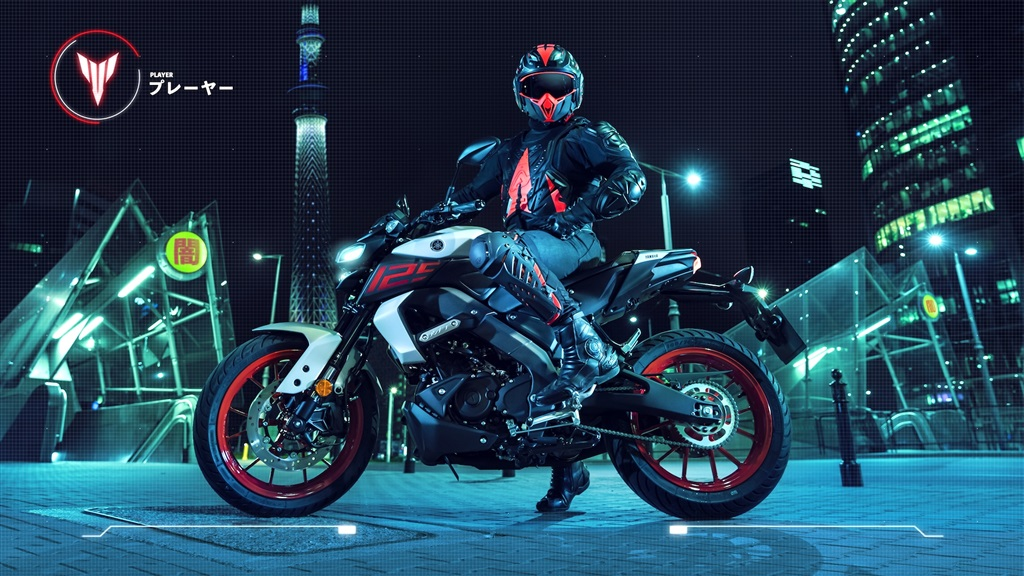 Yamaha MT-125 2020 Transformed