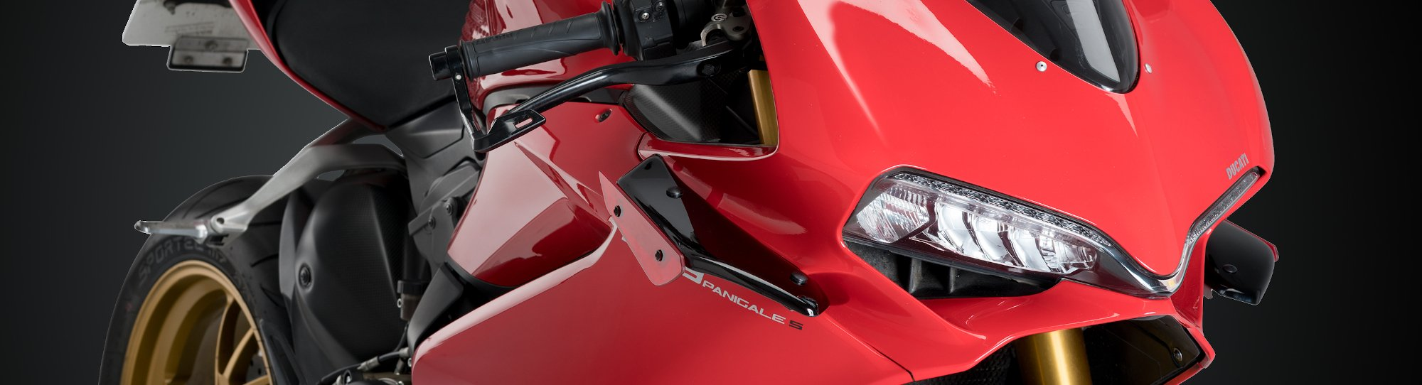 Puig Downforce Spoilers Ducati