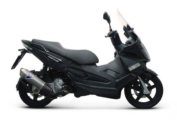 termignoni relevance scooter silencer piaggio mp3 125. Black Bedroom Furniture Sets. Home Design Ideas