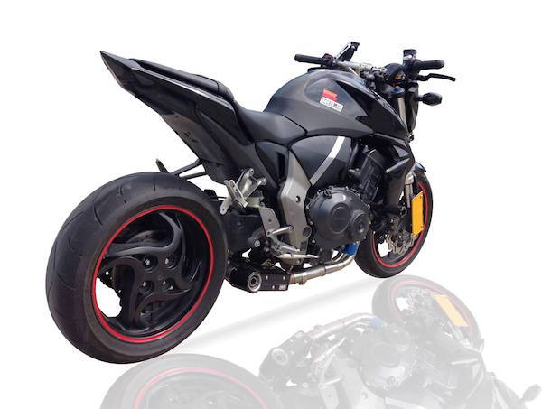 ixil super xtrem silencer full system honda cb1000r. Black Bedroom Furniture Sets. Home Design Ideas