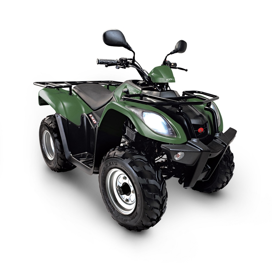 kymco mxu 150 rl 2wd atv. Black Bedroom Furniture Sets. Home Design Ideas
