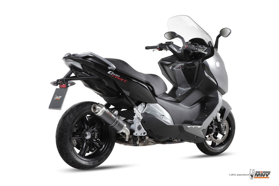 BMW C600 Sport Price http://www.motorcycle-exhausts.co.uk/MiVV_GP_Carbon_BMW_C600_SPORT_201213--product--15833.html