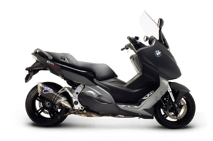 termignoni conical carbon silencer bmw c600 sport. Black Bedroom Furniture Sets. Home Design Ideas